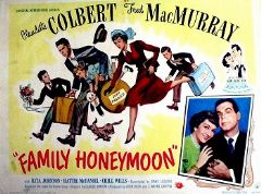 Family Honeymoon 1948 DVD - Claudette Colbert / Fred MacMurray